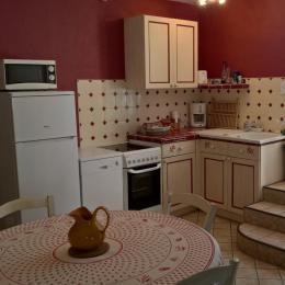 Cuisine - Location de vacances - Cheval-Blanc
