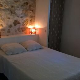 Chambre principale - Location de vacances - Cheval-Blanc