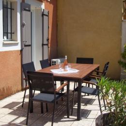 la chambre double - Location de vacances - Monteux