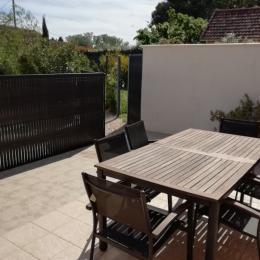La chambre 4 personnes - Location de vacances - Monteux