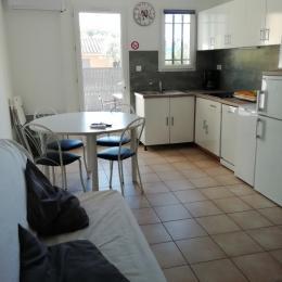 La chambre de 4 personnes - Location de vacances - Monteux