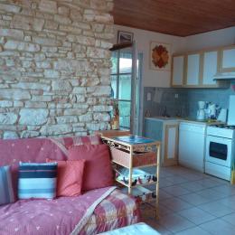 cuisine - Location de vacances - Saint-Didier