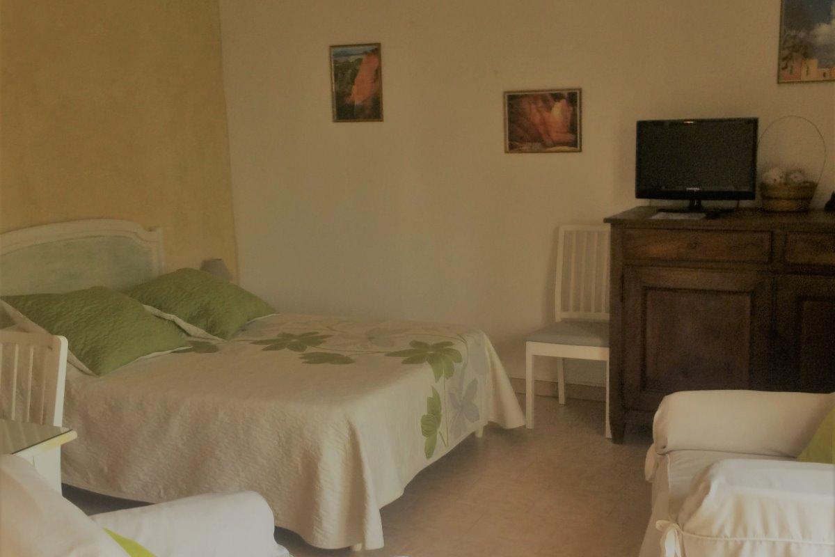 OCRE - Chambre d'hôtes - Roussillon