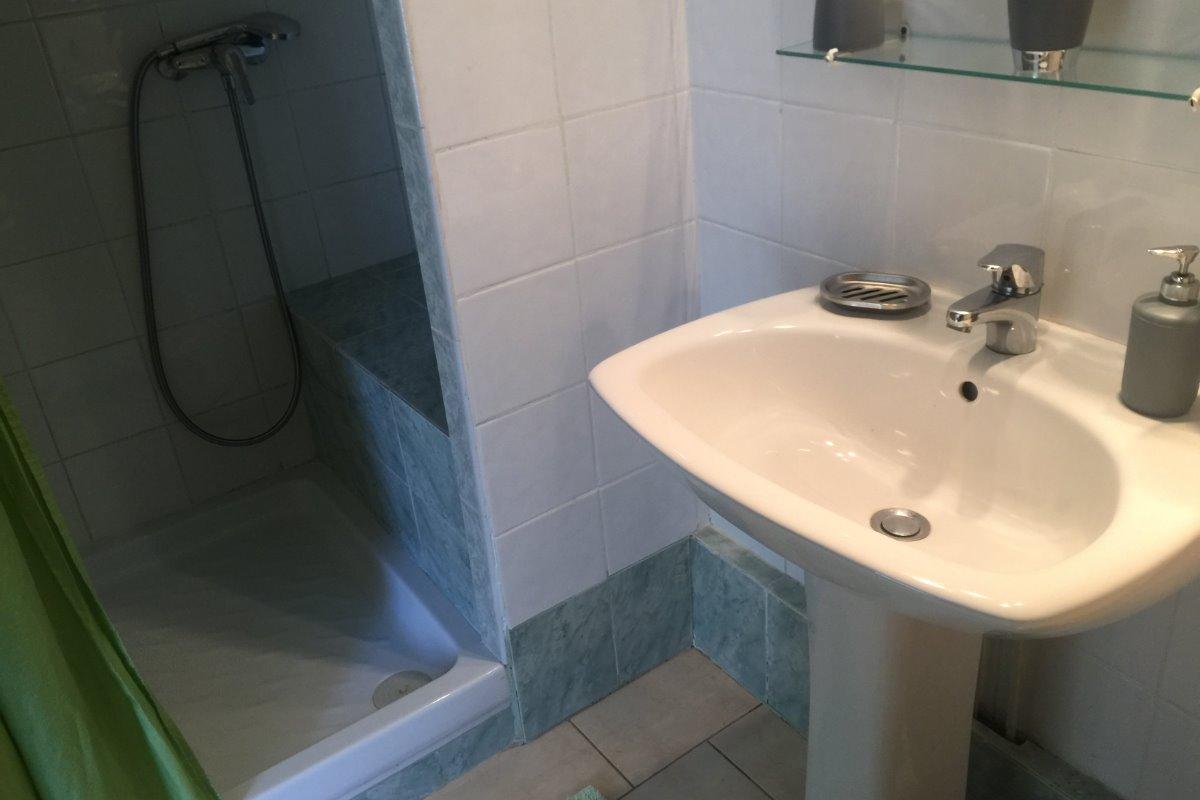 salle de bain - Chambre d'hôtes - Roussillon