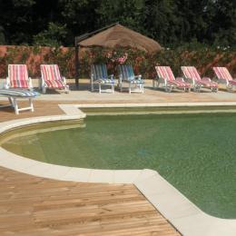 Mme BRUN - Location de vacances - Sablet