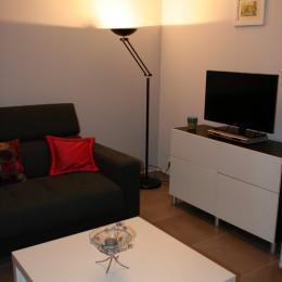 salon - Location de vacances - Saint-Saturnin-lès-Avignon