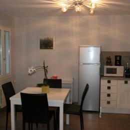 cuisine séjour - Location de vacances - Saint-Saturnin-lès-Avignon