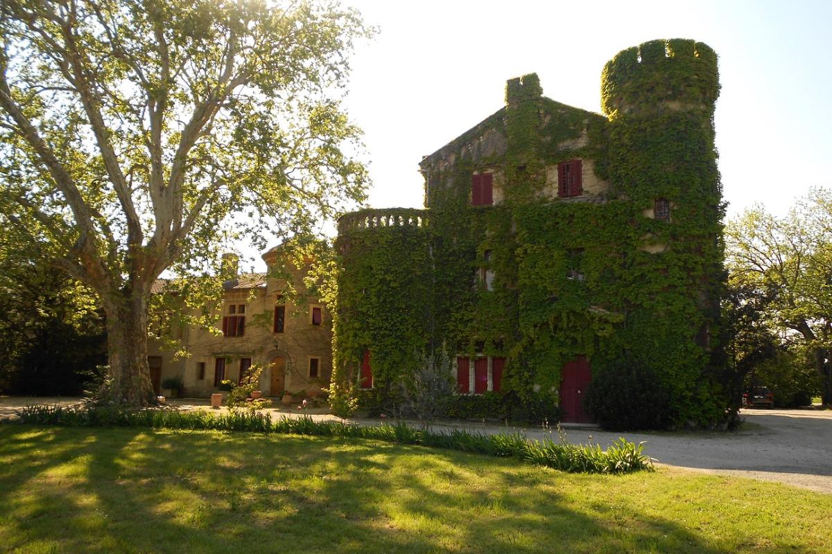 Le Château - Location de vacances - Le Pontet
