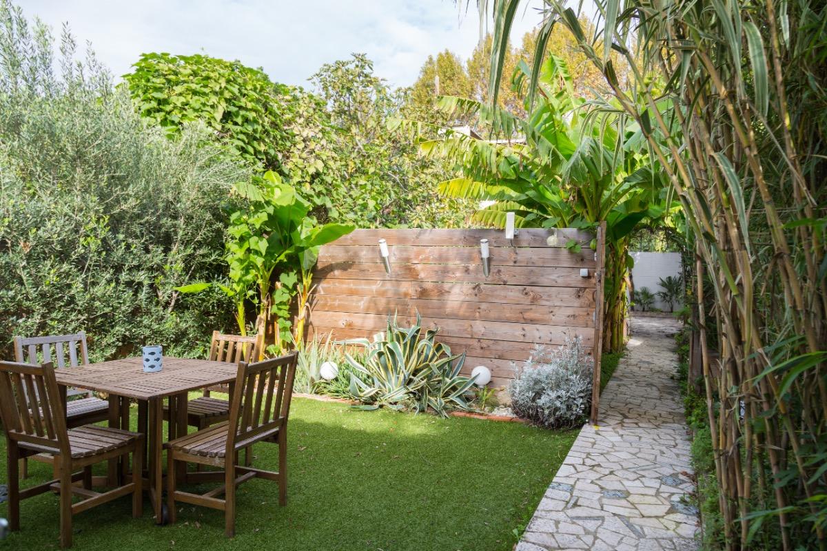 le coin jardin de MaTiKase - Chambre d'hôtes - Avignon