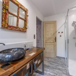 Espace piscine - Chambre d'hôtes - L'Isle-sur-la-Sorgue