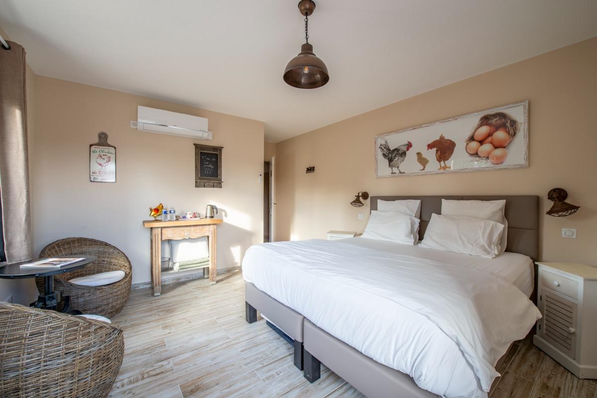 Mas Séraphin - Chambre d'hôtes - L'Isle-sur-la-Sorgue