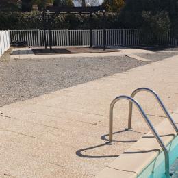 salon - Location de vacances - Mérindol