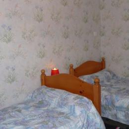 Chambre cabine - 2 lits 90 - Location de vacances - Olonne sur Mer
