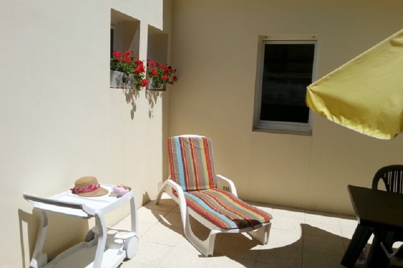 Terrasse - Location de vacances - Bretignolles sur Mer