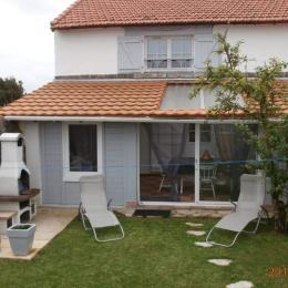 Maison façade nord, avec jardin - Location de vacances - La Guérinière