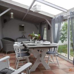 séjour/salon - Location de vacances - La Guérinière