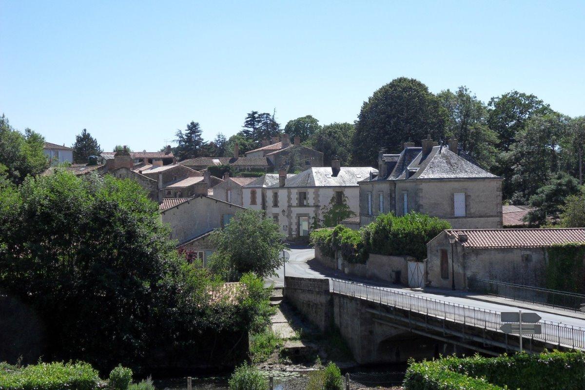 Pont d'Apremont - Location de vacances - Apremont