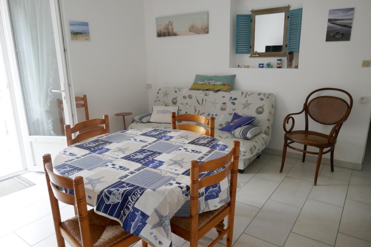 Séjour - Location de vacances - L'Aiguillon sur Mer