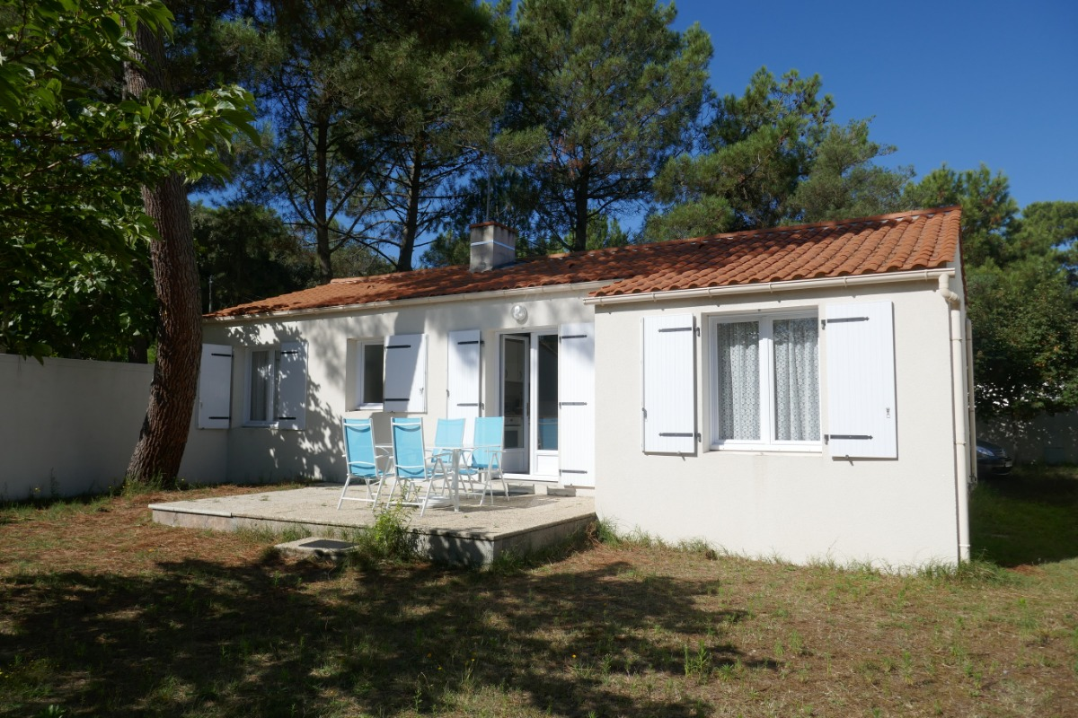 Maison en bordure de forêt - Location de vacances - La Tranche sur Mer