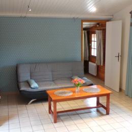 le salon - Location de vacances - Les Lucs sur Boulogne