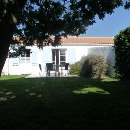 villa de plein pied - Location de vacances - Barbâtre