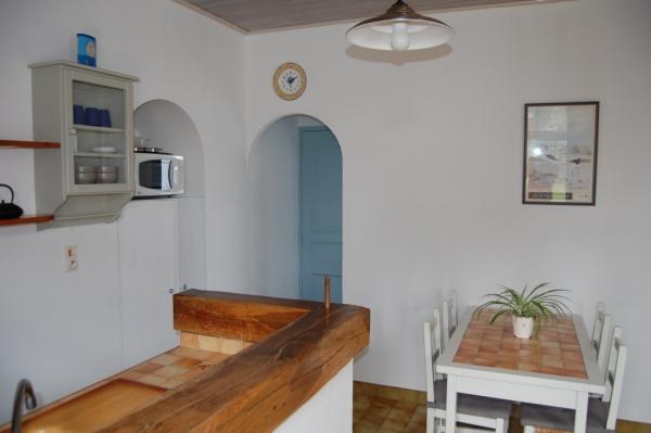 Cuisine - Location de vacances - Noirmoutier en l'Île