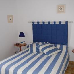 Chambre - Location de vacances - Noirmoutier en l'Île