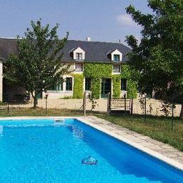 Le Haras avec sa piscine privée - Location de vacances - Vouvant