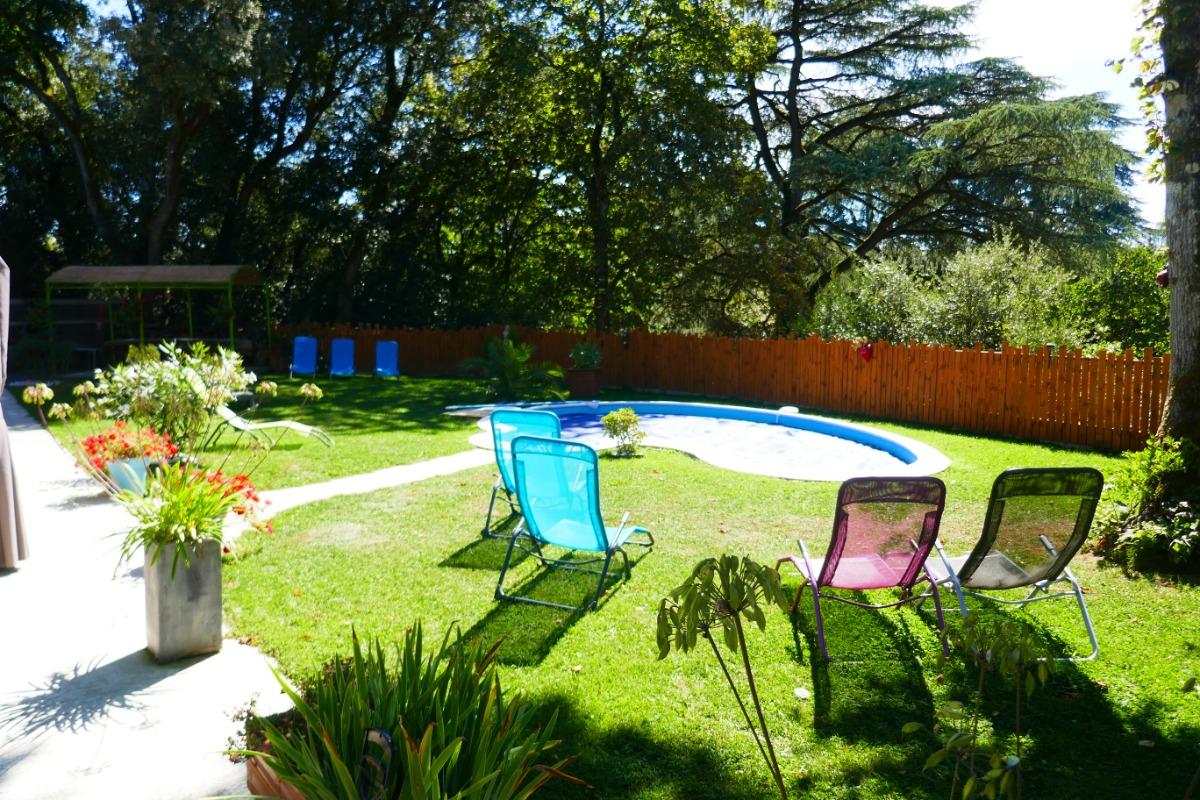 Location avec piscine - Location de vacances - Rocheservière