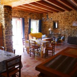 Pièce de vie - Partie 1 - Location de vacances - Rocheservière