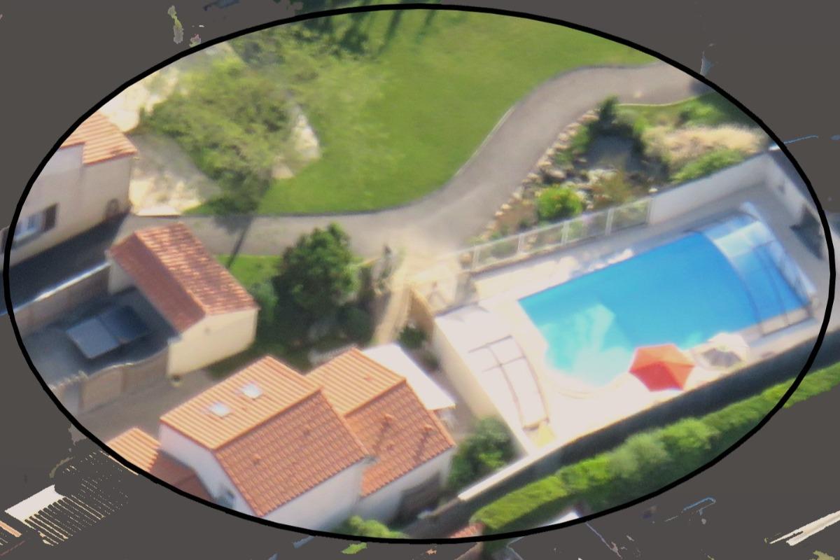 gites coté jardin - Location de vacances - Le Boupère