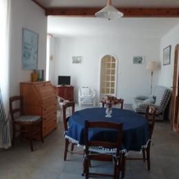 salon, séjour - Location de vacances - Saint Jean de Monts