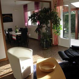 salon et salle à manger - Location de vacances - Saint Hilaire de Riez