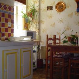 cuisine - Location de vacances - Sainte Hermine
