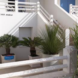 Chambre côté mer - Location de vacances - La Barre de Monts - Fromentine