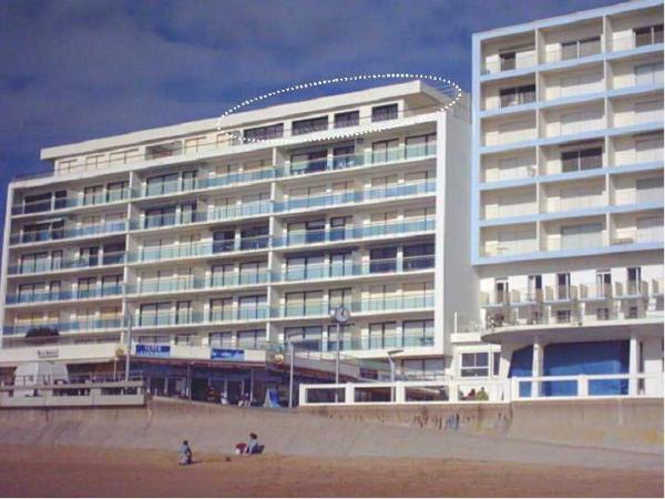Immeuble côté plage - Location de vacances - Saint Gilles Croix de Vie