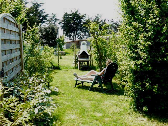 Un petit jardin clos, plein sud, face à la réserve naturelle - Location de vacances - Noirmoutier en l'Île