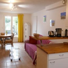 L'espace Repas - Location de vacances - Noirmoutier en l'Île