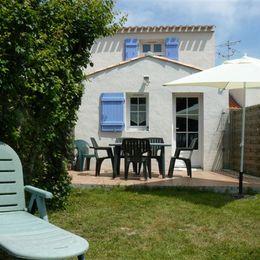 Une maison d'architecte, typiquement noirmoutrine - Location de vacances - Noirmoutier en l'Île