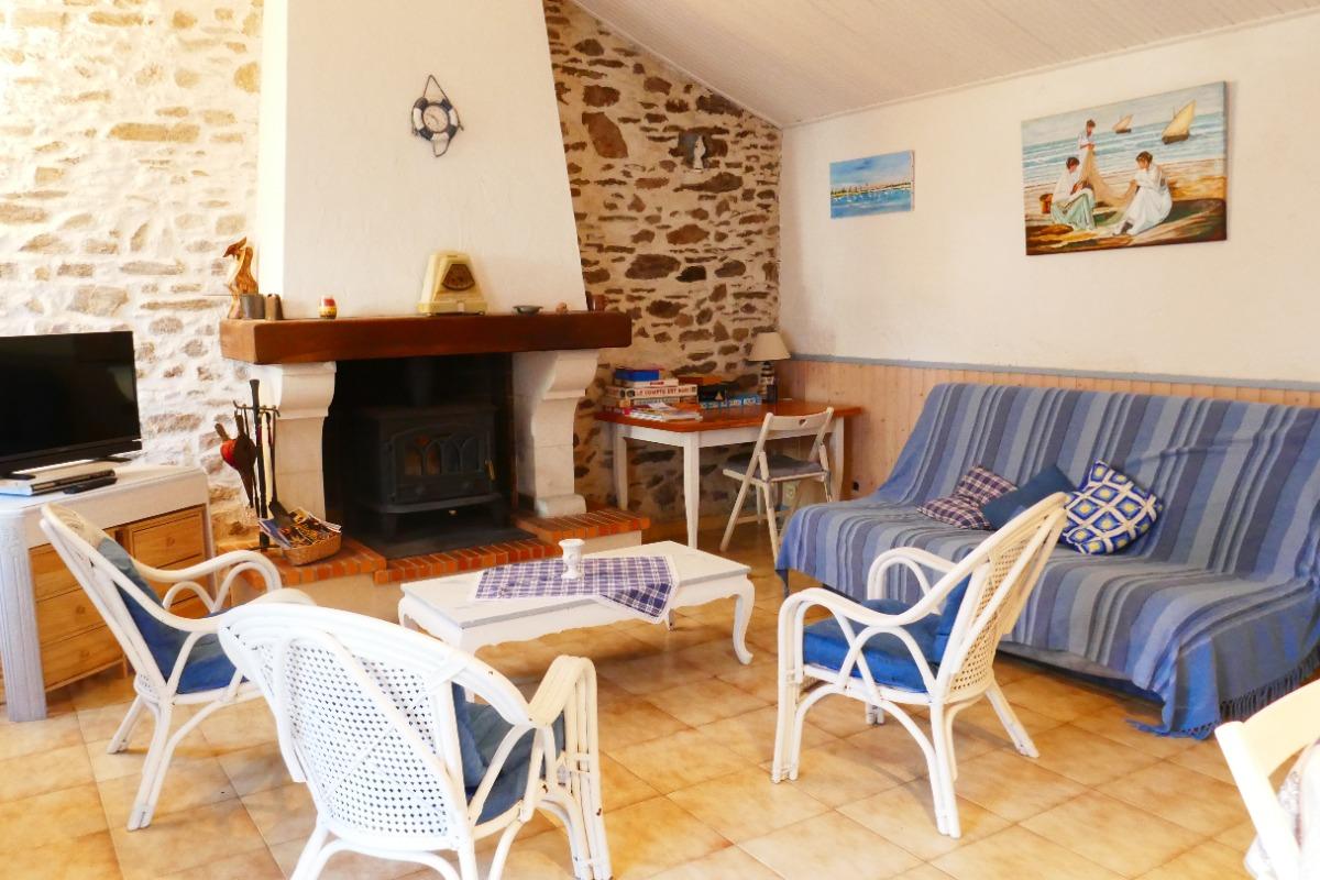 cuisine et salle à manger - Location de vacances - Les Sables-d'Olonne