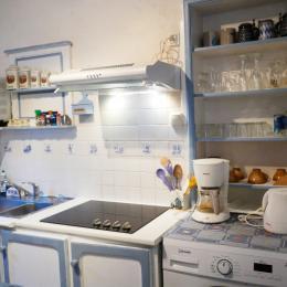 cour + douche exterieur - Location de vacances - Les Sables-d'Olonne