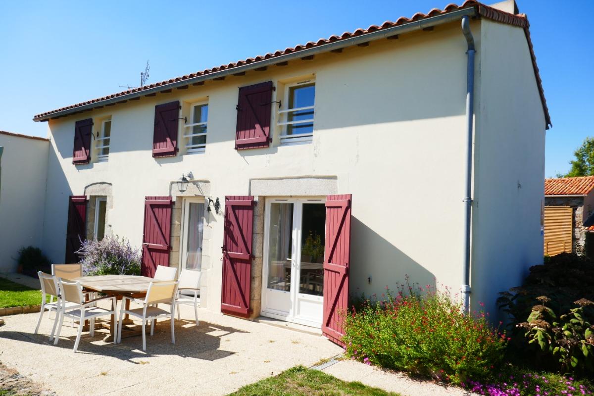 - Location de vacances - Montaigu-Vendée