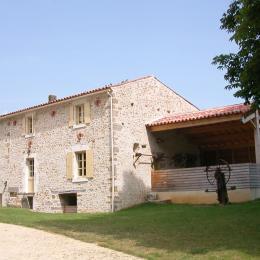 piscine et SPA - Location de vacances - Saint Martin des Fontaines