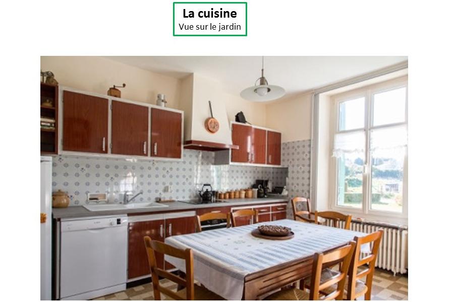 La cuisine - Location de vacances - Les Châtelliers Châteaumur