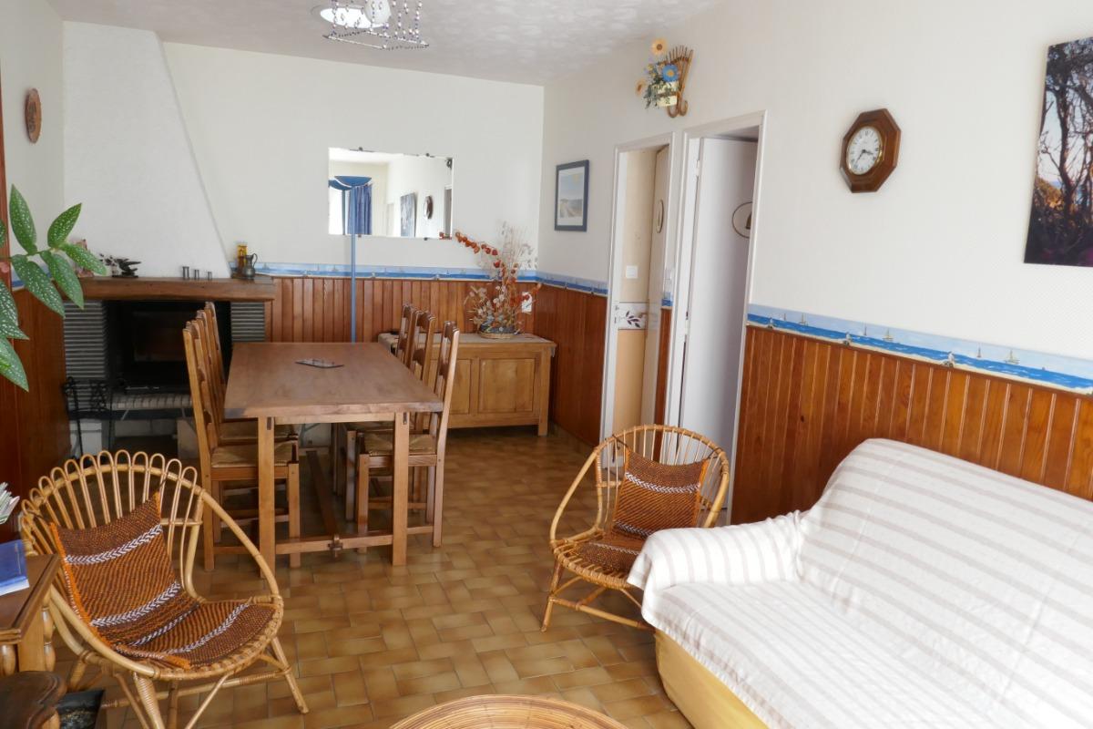 Salle à manger - Location de vacances - Jard sur Mer