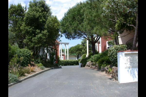 Entrée Résidence - Location de vacances - Saint Jean de Monts