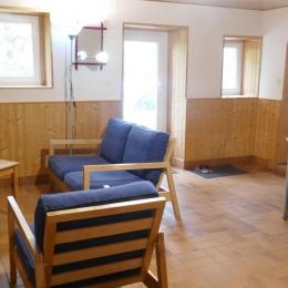 le jardin  - Location de vacances - Landeronde