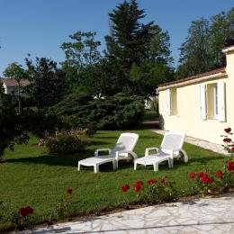 La Façade - Location de vacances - Saint Michel en l'Herm