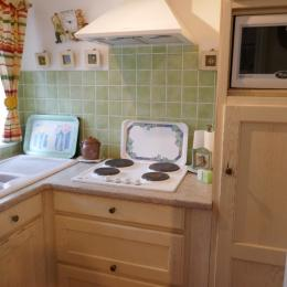 Cuisine indépendante - Location de vacances - La Barre de Monts - Fromentine