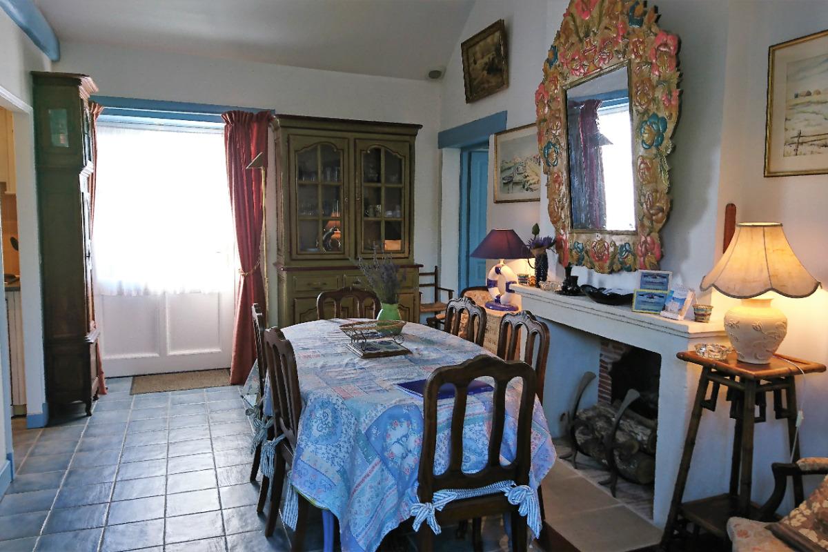 Pièce de vie spacieuse. - Location de vacances - La Barre de Monts - Fromentine